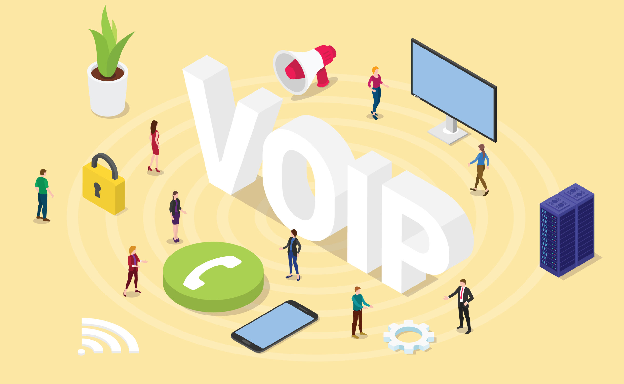 Upcision's Demand Generation Campaign Gained 222 New Phone Lines for Leading VoIP Phone Company over 90 Days
